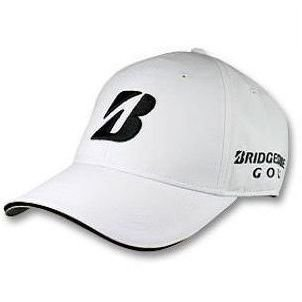 bridgestone gorra de golf
